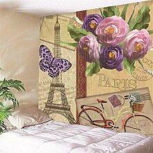 Hao Sai's shop Tapisserie Pariser Stil Mandala