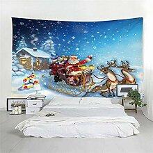 Hao Sai's shop Tapisserie Weihnachtsmann