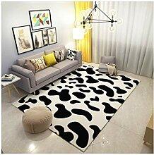 HAOJUN *Bereich Teppich Bereich Teppich Wohnzimmer