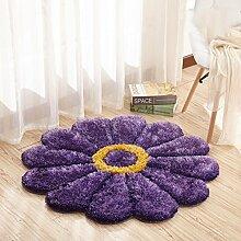 HAOJUN *Bereich Teppich Schöne 3D Rose Teppich