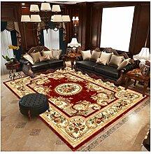 HAOJUN Teppich Vintage Bunte Luxus rechteckige