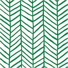 HaokHome 96020-3 Moderne Streifen-Tapete mit