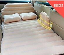 HAOLIN Auto Aufblasbare Matratze Auto Rücksitz