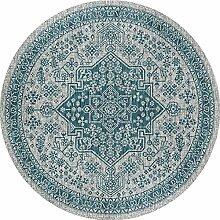HAOLY Runder Teppich
