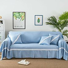 HAOLY Sofabezug, 1-teilige Trimm-Couch-Abdeckung