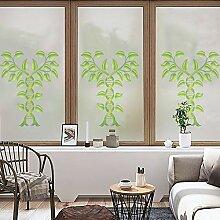 HAOLY Statische Gefrostet Glas-Sticker,Windows