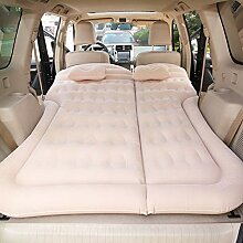 HAOWEN Auto Luftmatratze aufblasbar Auto Sofa Bett