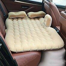 HAOWEN Bett für Auto Matratze für Rücksitz mit