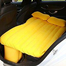 HAOXIAOZI Aufblasbares Bett Auto Bett Rear Seat