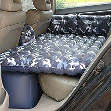 HAOXIAOZI Aufblasbares Bett SUV Rücksitz Auto
