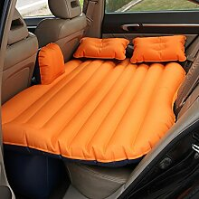 HAOXIAOZI Auto Camping Rear Seat Aufblasbares Bett