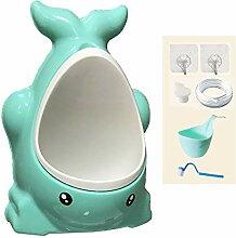 HAOXUAN Töpfchen Urinal Niedlicher Wal Kinder