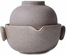 HAOYONGDE Chinesische Handgemachte Keramik Reise