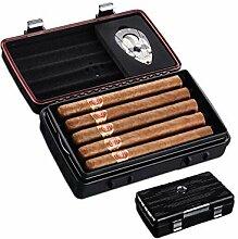 HAOYUSHANGMAO Zigarren Humidore Portable