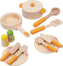 Hape Starterset Gourmet Küche [Kinderspielzeug]