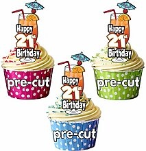 Happy 21st Birthday Cocktail