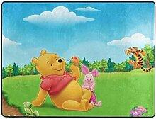 Happy and Ness Winnie The Pooh weicher Teppich