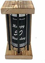 Happy Birthday 50 Eiserne Reserve ® Black Edition