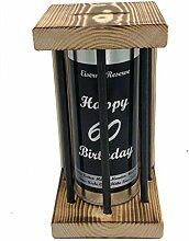 Happy Birthday 60 Eiserne Reserve ® Black Edition