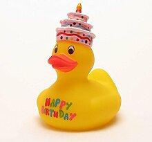 Happy Birthday Badeente - Geburtstag Gummiente