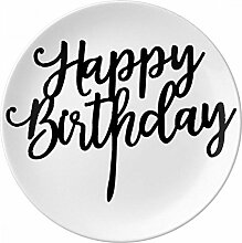 Happy Birthday Presents Best Wishes Porzellan