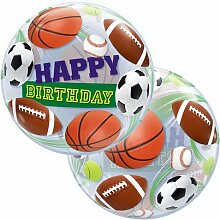 Happy Birthday! Qualatex Sports 22 Luftballon