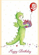 Happy Birthday Süße Glückwunschkarte für