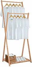 Happy Home Garderobenständer aus Bambus