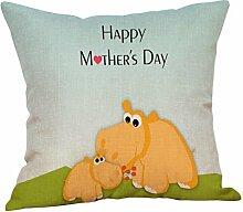 Happy Mother's Day Kissenbezüge/VENMO