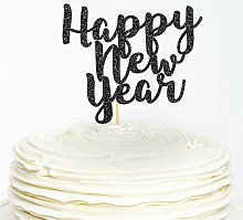 Happy New Year Cake Topper New Year Cake Topper