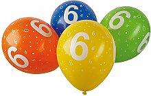 Happy People Luftballon,Partyartikel, Bun