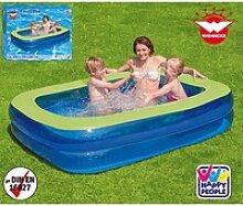 HAPPY PEOPLE® Planschbecken Family Pool 200,0 x