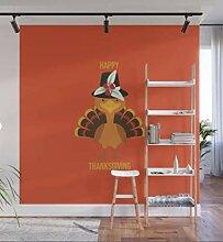 Happy thanksgiving fototapete home hotel