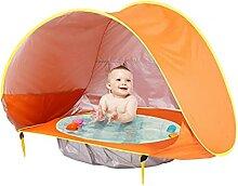Happystar Strandzelt Mit Pool Pop Up Baby