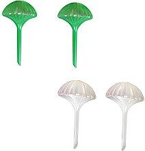 Happyyami 4Pcs Pflanze Bewässerung Globen