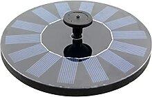 Happyyami Solar Brunnen Pumpe Solar Wasser Brunnen