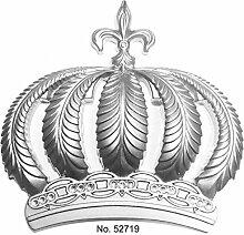 Harald Glööckler Tapeten Krone Wand-Deko 52719