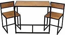 Harbour Housewares Esstisch & Stühle für die