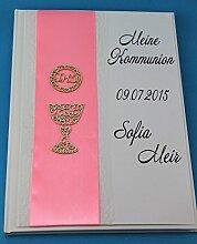 Hardcover-Gästebuch, Konfirmation, Kommunion, Jugendweihe, Erinnerung Nr. 36