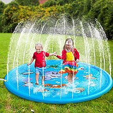 Harddo Splash Spielmatte, Outdoor Sprinkle und