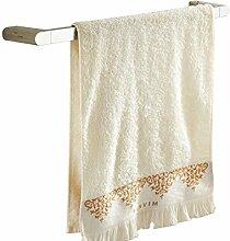 Hardwareh einziges Handtuch Handtuchhalter wc Hardware Badezimmer Handtuchhalter Hangermodern Einfache und dauerhafte Dekoration klassischen Qualitätssicherung