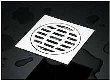 HARDY-YI Deodorant Copper Floor Drain - Badezimmer