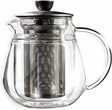 Hario Doppelwandige Glas-Teekanne, 500 ml