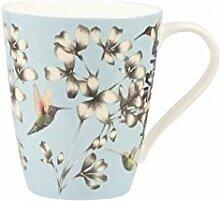 Harlequin amazilia-Kolibris Sky Aspen Tasse aus