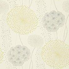 Harlequin Tapete Wacholder Gardenia 60404Lime & neutral