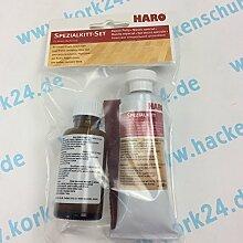 Haro Spezialkitt-Set zur Reparatur von Ahorn oder