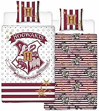Harry Potter Bettwäsche Biber/Flanell 80x80 +