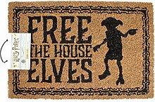 Harry Potter Free The House Elves Fußmatte 60x40cm