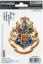 Harry Potter Hogwarts Houses Aufkleber-Set -