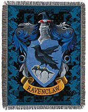 Harry Potter House Ravenclaw Reisekissen mit